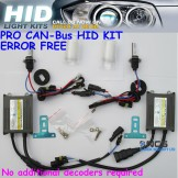 PRO CAN-Bus AC BALLAST  XENON H7 HID CONVERSION KIT 35W
