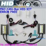 PRO CAN-Bus AC BALLAST  XENON H7 HID CONVERSION KIT 35W