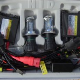 Bi Xenon HID Light Conversion kit H4 Hi/Lo 6000K & 8000K PLUG N PLAY up to 2004