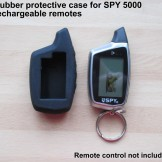 2 x Protective rubber cover for SPY 5000 Rechargeable type Remote control